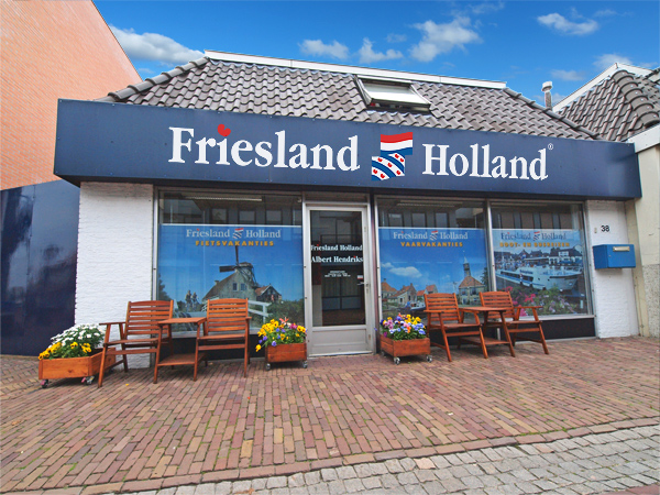 Kantoor Friesland Holland